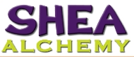 SheaAchemy logo